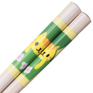 Cat Japanese Childrens Chopsticks