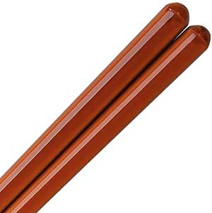 Gradations of Orange Chopsticks