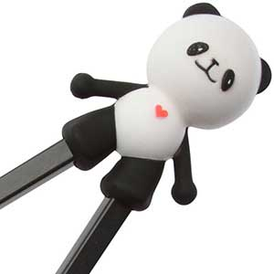 Panda Fun Childrens Helper Chopsticks