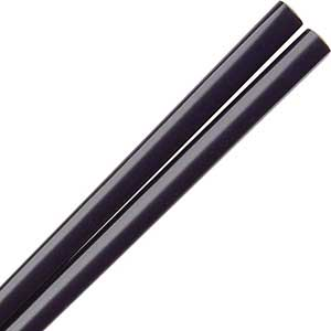 Slender Nippon Purple Japanese Chopsticks