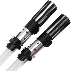 Star Wars Light-up Lightsaber Chopsticks - Darth Vader