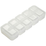 Plastic Rectangular Sushi Mold