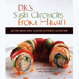 D.K.s Sushi Chronicles from Hawaii Book