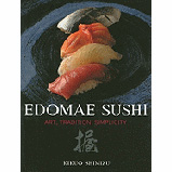 Edomae Sushi Art Tradition Simplicity Book