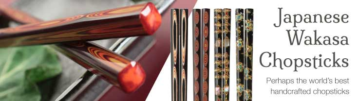 Wakasa Luxury Japanese Chopsticks