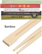 Custom Chopsticks for Restaurants