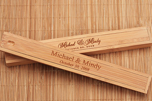Personalized Chopstick Boxes