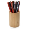 Bamboo Utensil and Chopsticks Holder Canister - KFB3