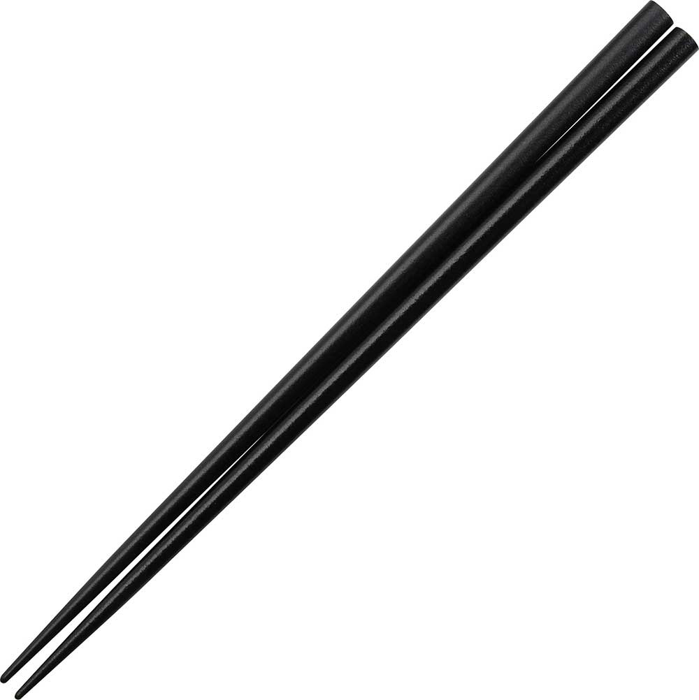Black Matte Japanese Chopsticks