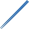 Blue Glossy Painted Japanese Style Chopsticks