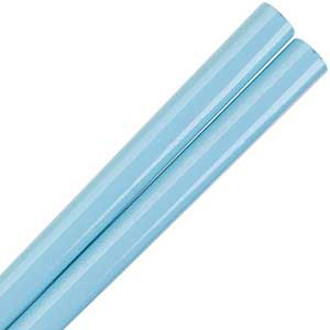 Blue Sky Glossy Painted Japanese Style Chopsticks