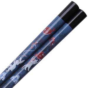 Cat Rabbit Bountiful Harvest Japanese Chopsticks