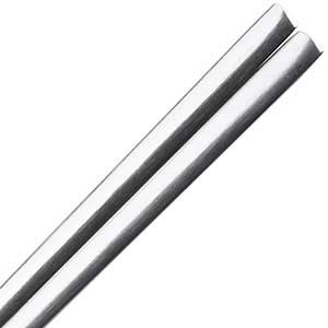 Korean Stainless Steel Chopsticks Plain