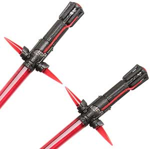 Kylo Ren Light Saber Chopsticks Kylo Ren Light Saber Chopsticks, Light Saber Chopsticks, Star Wars Chopsticks, lightsaber chopsticks, lightsabre chopsticks, Kotobukiya chopsticks, plastic chopsticks