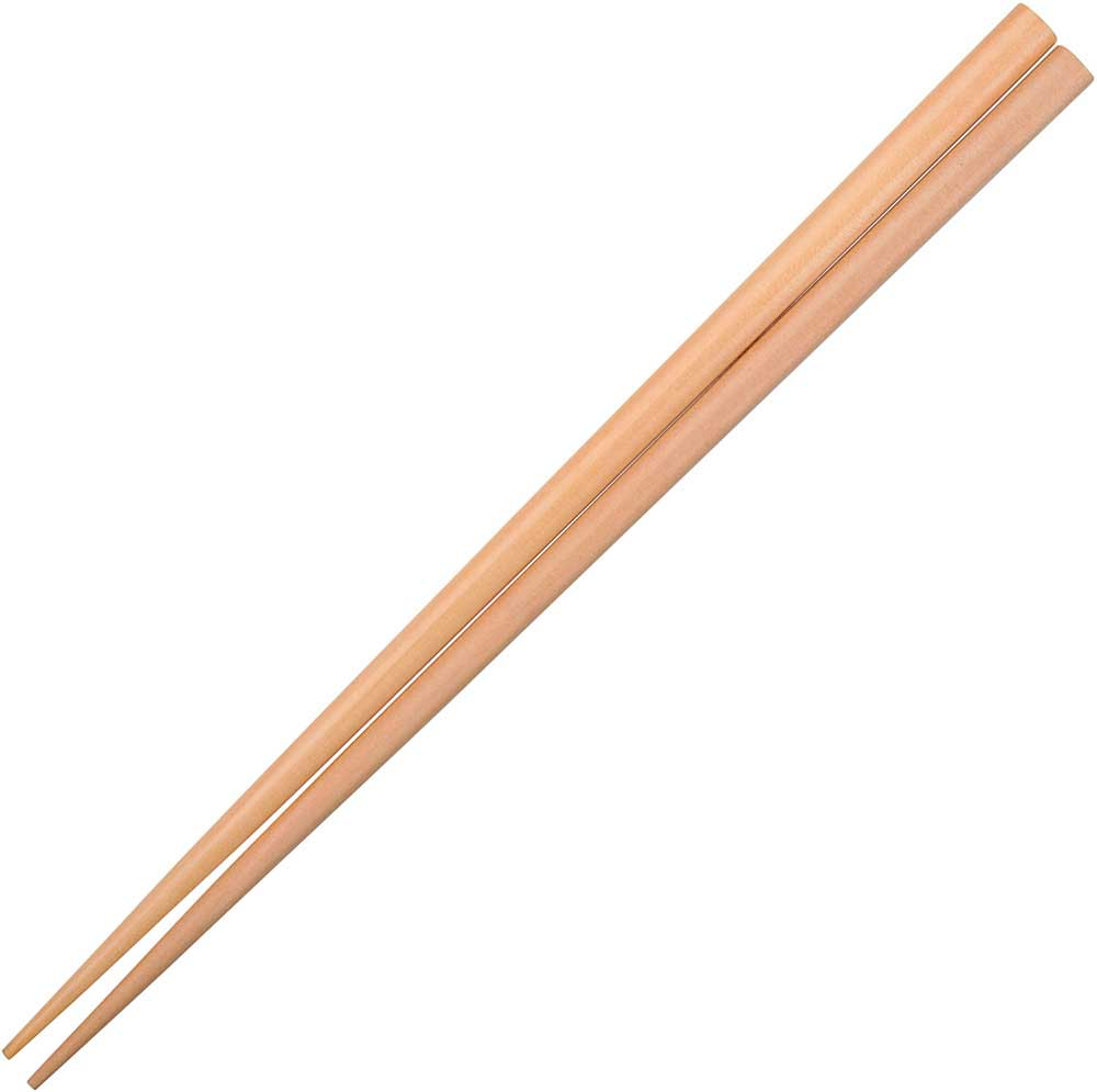Wood Light Colored Japanese Style Chopsticks