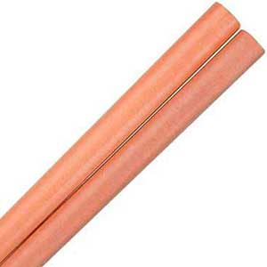 Medium Brown Wood Japanese Style Chopsticks