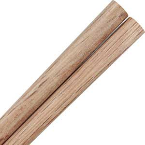 Medium Wood Grain Japanese Style Chopsticks