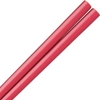 Slender Nippon Red Japanese Chopsticks