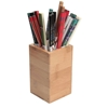 Square Bamboo Chopsticks Holder