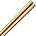 Square Stainless Steel Chopsticks Gold Color