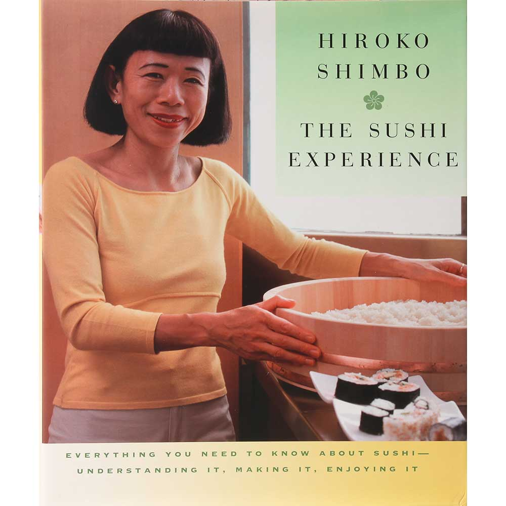 The Sushi Experience Sushi Cookbook