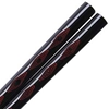 Wakasa Mame Tsuishu Black Japanese Chopsticks