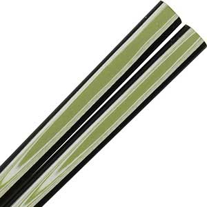 Wakasa Shinryoku Green Japanese Chopsticks wakasa chopsticks, wakasa japanese chopsticks, shinryoku wakasa chopsticks, shinryoku chopsticks, shinryoku green wakasa chopsticks, wakasa lacquered chopsticks, japanese lacquered chopsticks