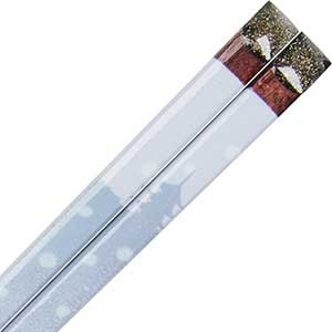 Winter Geisha Japanese Chopsticks