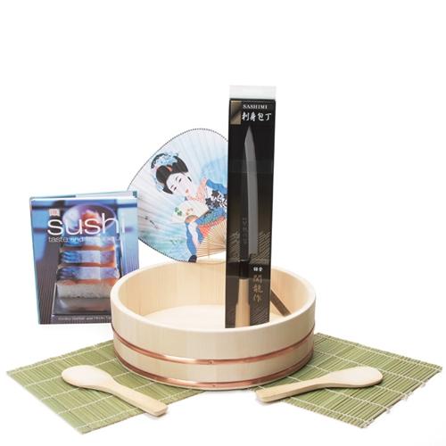 basic sushi starter set. Black Bedroom Furniture Sets. Home Design Ideas