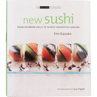 New Sushi Book