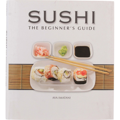 Sushi The Beginners Guide Book