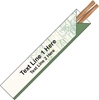 Personalized Chopstick Sleeves Bamboo Green