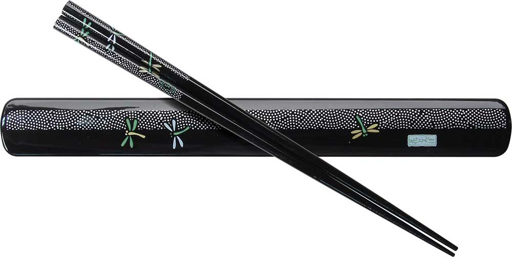 Dragonfly Flight Chopsticks and Box Set