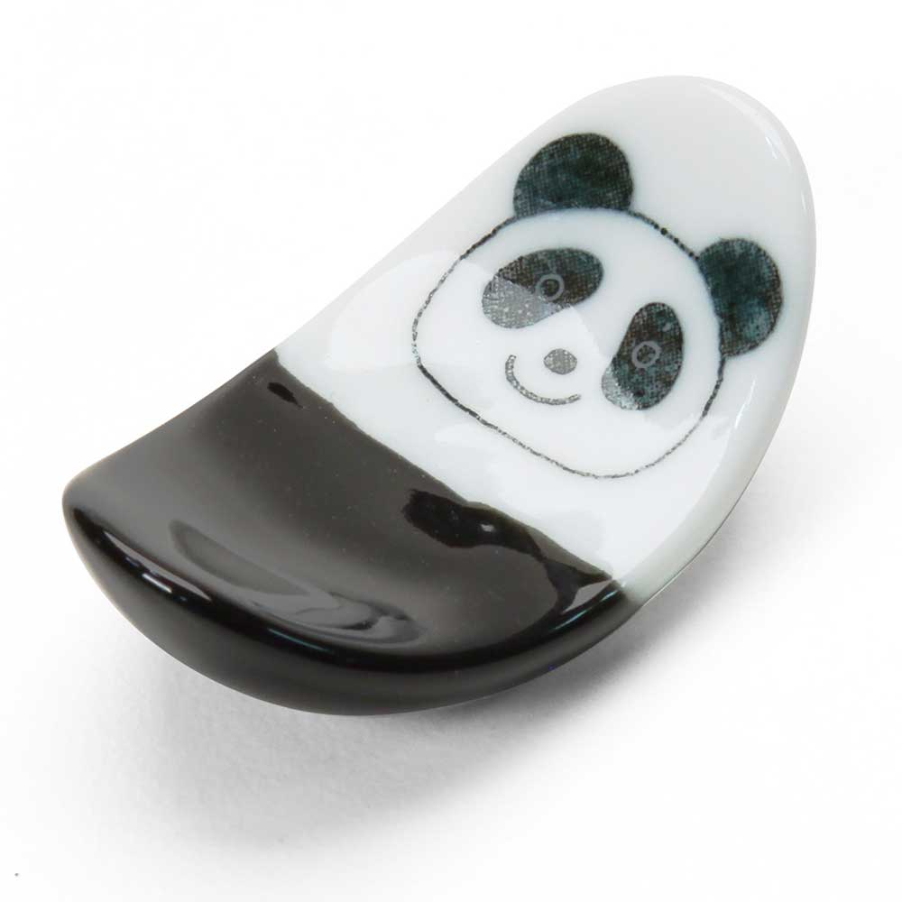 Panda Face Chopstick Holder