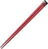 Geisha Apprentice Whimsical Character on Red Japanese Chopsticks