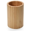 Bamboo Utensil and Chopsticks Holder Canister